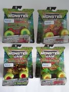 Monster Jam Zombie Invasion Special Edition Complete Set - Brand New