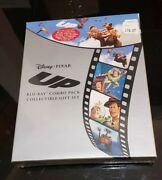 Up Blu-ray And Dvd, Combo Pack Collectible Gift Set Disney Pixar Movie Film New
