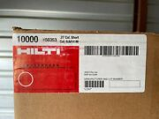 Sealed 10000 Hilti 50353 Red 6.8 11 M .27 Cal Cartridges Powder Actuated Shot