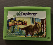 Leapfrog Leappad Explorer Digging For Dinosaurs, Leap Pad 1 2 3 Gs Xdi Ultra