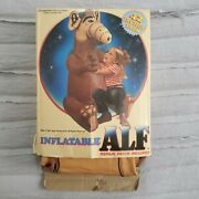 Alf Alien 42 Inflatable Vintage 1987 Imperial Co. Blow-up - Never Inflated