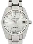 Grand Seiko Sbgr251 9s65-00b0 Menand039s Automatic Silver Stainless Steel/glass 36mm
