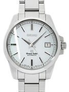 Grand Seiko Ref.sbgr029 9s55-00c0 Menand039s Automatic Ss/glass 39mm