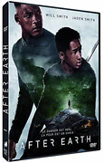 Movie-after Earth Uk Import Dvd New