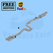 Exhaust System Mbrp For Ford Fiesta 1.6l Ecoboost 2014-2019