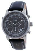 Zeppelin 100 Years Ed. 1 Chronograph Automatic 7618-2 76182 Menand039s Watch