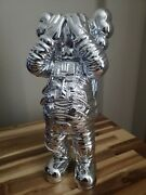 Kaws Holiday Space Silver 100 Authentic Order Confirmed Ships Upon Arrival