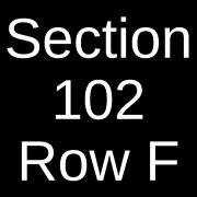 2 Tickets Earth, Wind And Fire 12/4/21 Atlantic City, Nj