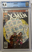 X-men 141 Cgc 9.4 White Pages Newsstand