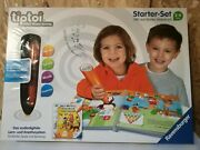 Ravensburger Tiptoi German Starter Set Pen Words-picture Book 8063 Ages From 3-4