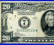 Crazy Rare - 1928 20 Frn Chicago - Star Evenly Circulated G00059120-