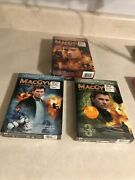 Macgyver Dvd Season 1,2 And 3 By Richard Dean Anderson