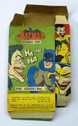Batman Candy And Toy Box 1966 The Joker - 2