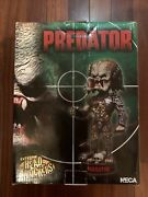 2004 Neca Predator Head Knockers Unmasked Jungle Hunter With Spear 1st Edition