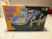 Revell Dave Deals Wheels Stink Ray H-1354 1970 Version Complete