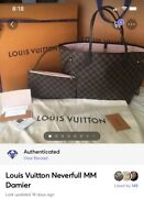 Louis Vuitton Neverfull Mm Monogram Box,dust Bag.out Of Stock Everywhere