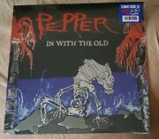 Pepper Sealed Rsd Ruby Red Vinyl In With The Old New Record Store Day 2021