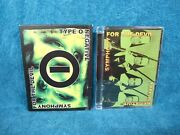 Rare Type O Negative Dvd Symphony For The Devil With Bonus Cd Must Have