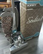 Kirby Sentria 2 Ii Upright Vacuum Cleaner And Carpet Shampooer And Attachments Kit