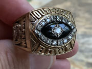 2004 Outback Bowl Championship Ring Jostens