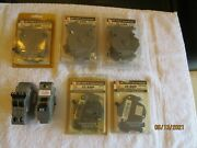 Ubi Type F Circuit Breaker Lot Federal Pacific Thick And Thin 20a 30a And 40 Amp