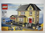 Lego Creator Set 4954 Model Town House New In Box