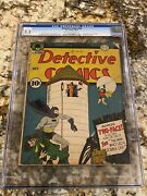 Detective Comics 68 Cgc 3.5 Ow-white Pages 1st Two-face Cover Hot Batman Movie