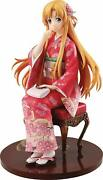 Sword Art Online Asuna Sunday Best Clothes Ver. 1/7 Scale Abs And Pvc Paint...