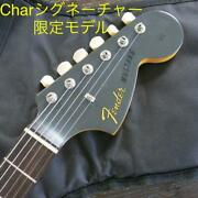 Fender Char 2020 Mustang Zicca Limited