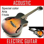 Special Colors Aria Hole Hard Eco Acoustic Guitar