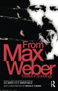 Weber, Max-from Max Weber Uk Import Book New