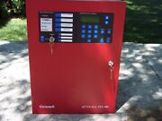Grinnell Tfx 400 Fire Alarm Control Panel W/ Psm800 Power Supply And Network Card