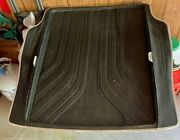 Rear Trunk Liner Floor Mat Cargo Tray Pad For Bmw 5 Series 2017