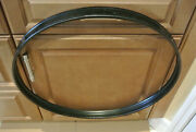 Sonor 22 Black Metal Bass Drum Hoop With Black Inlay For Your Drum Set S152