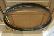 Sonor 22 Black Metal Bass Drum Hoop With Black Inlay For Your Drum Set S153