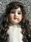 Antique Armand Marseille Doll German Large 27 Inches