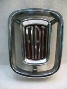Used Fiat 1500 1600 S Osca Spider Coupe Front Grill Emblem