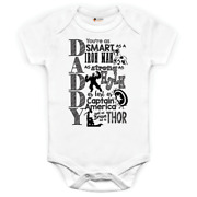 Baby Grows 0-3 3-6 Months Marvel Comics Daddy Baby Suit Iron Man Hulk Captain