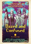 Nostalgic Signs Sale Dazed And Confused Movie Poster Metal Tin Sign