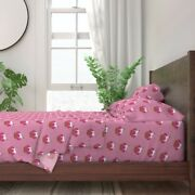 Jack Russell Terrier Terriers Dog Dogs 100 Cotton Sateen Sheet Set By Roostery