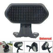 Universal Electric Vehicle Motorcycle Scooter Backrest Refit Cushion Pad Parts