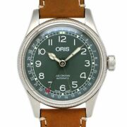 Oris Big Crown Pointer Date Limited Edition With Box Gala Green Dial Domestic