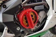 Cnc Racing Clear Clutch Cover 4 Colors For Mv Agusta Brutale 675 800 2012-2016