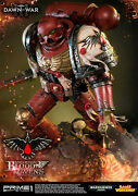 Warhammer 40.000 Space Marine Blood Ravens Deluxe Statue By Prime 1 Studio
