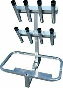 Viking Solutions Receiver Fishing-rod And Cooler Rack