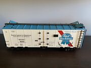 G Scale Aristocraft Trains Pabst 40and039 Steel Side Reefer 1358 Art-46203 Ln 32
