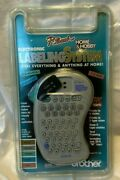 Brother P-touch Pt100 Home Hobby Electronic Handheld Labeling System Office New