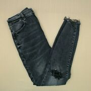 American Eagle Curvy Highest Rise Jegging Jeans Women's Size 10 Super Stretch