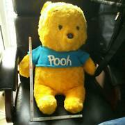 Novelty Pooh. Super Oversized Plush Toy Height 60cm Or More Remaining