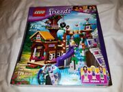 Retired New Lego 41122 Friends Adventure Camp Tree House Factory Sealed Box